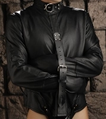 Strict Leather Premium Straightjacket
