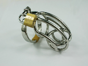 The Teaser Stainless Steel Chastity Device