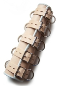DELUXE PADDED MEDICAL ARM SPLINTS BONDAGE GEAR