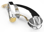 THE CURVE STAINLESS STEEL CHASTITY DEVICE