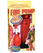 FIRE PUMP PENIS ENLARGER PENIS PUMPS