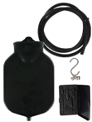 CLEANSTREAM DELUXE BLACK ENEMA SET