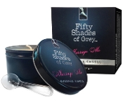 FIFTY SHADES OF GREY MASSAGE CANDLE 6.7 OZ