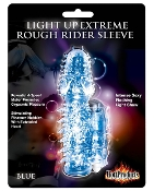 LIGHT UP EXTREME ROUGH RIDER SLEEVE BLUE