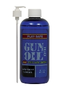 GUN OIL H2O WATER BASED LUBE 16 OZ