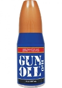 GUN OIL H2O WATER BASED LUBE 8 OZ BOTTLE