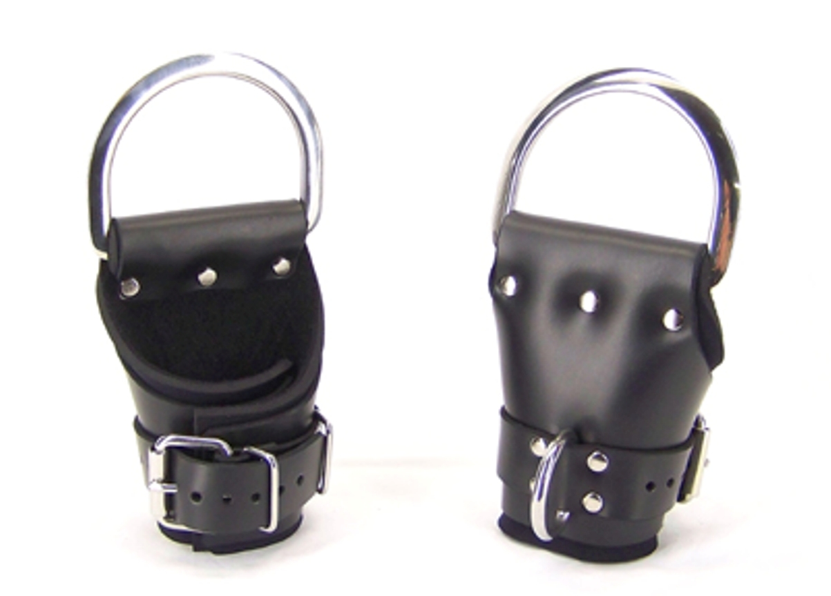 Bdsm suspension cuffs